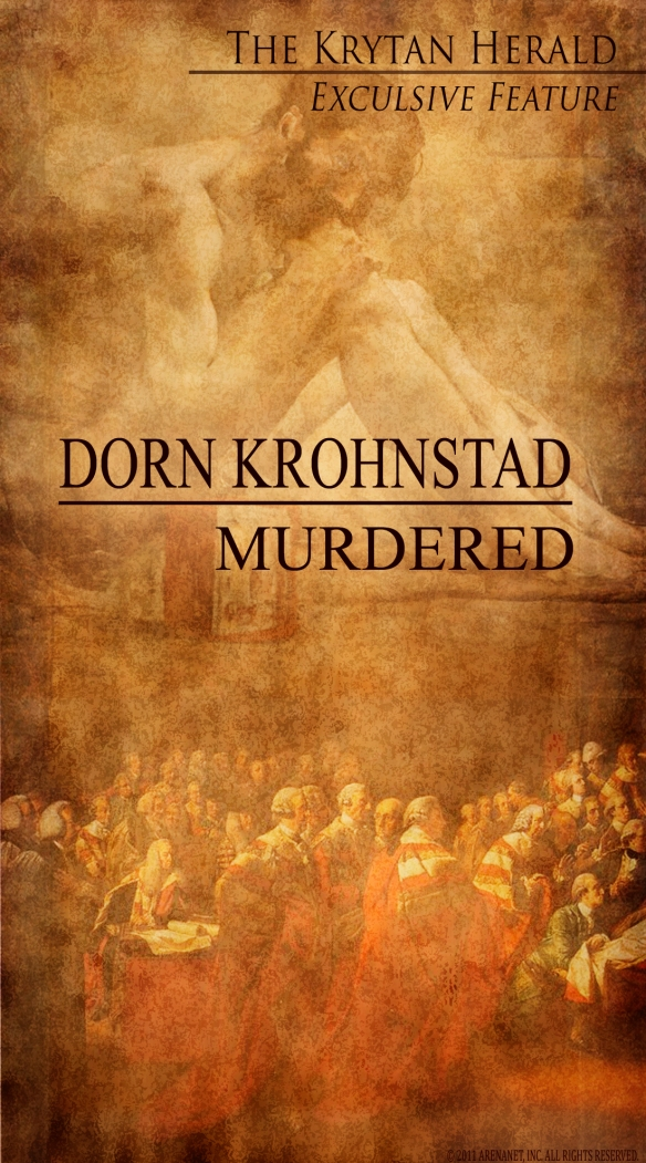 Dorn Cover Image