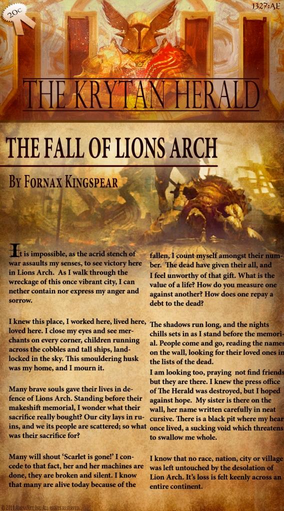 Lions Arch Falls  pg1