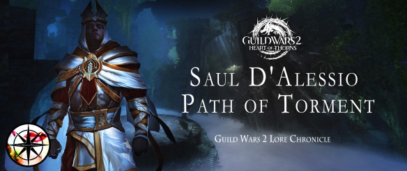 Saul D'Alessio Path of Torment