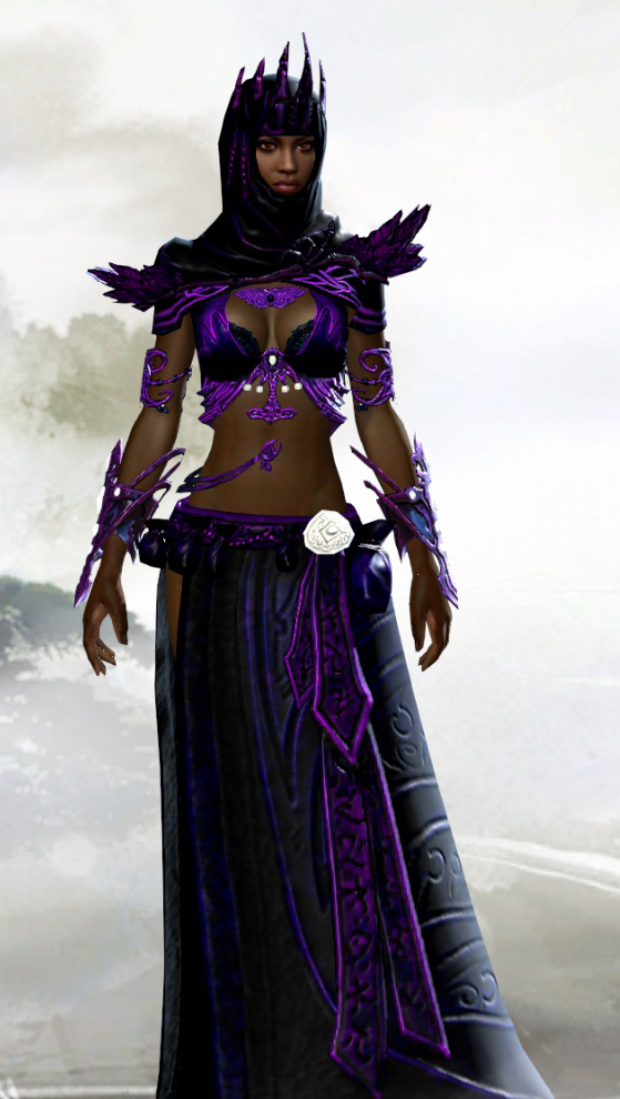 Female Mesmer