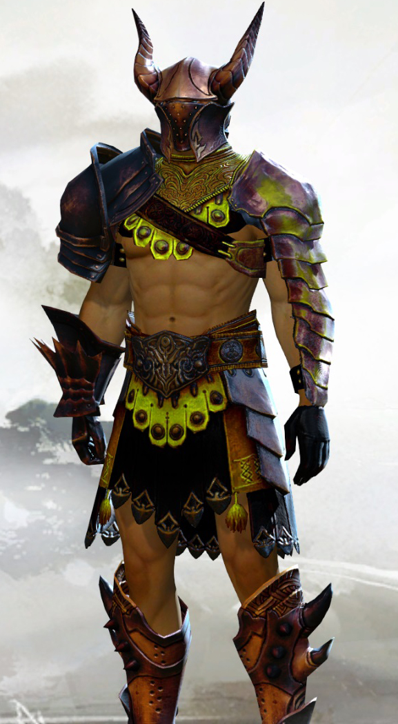 male warrior
