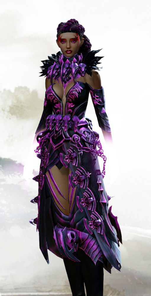 Guild Wars 2 | Fashion Wars | The Human Race | The Herald